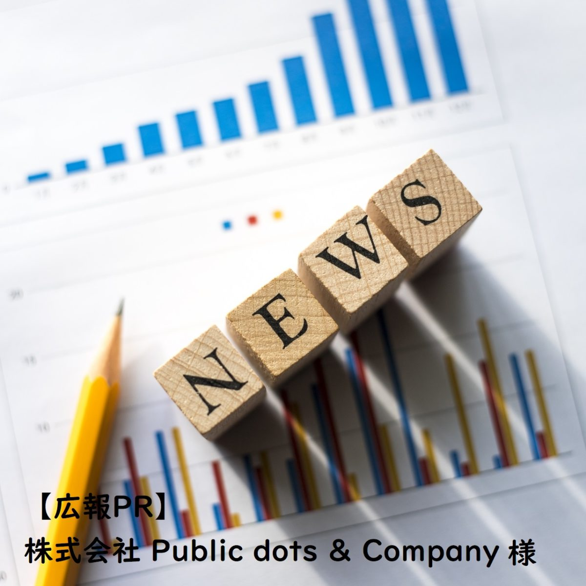 広報PR業務 株式会社 Public dots & Company 様