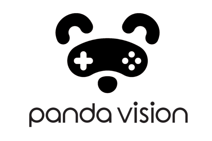 パンダビジョン ロゴ